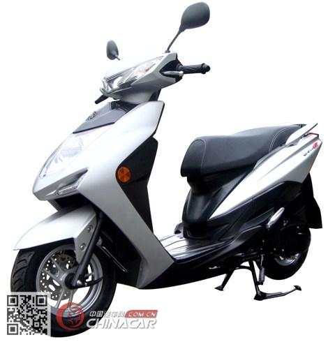 建设-雅马哈牌JYM125T-B型两轮摩托车图片