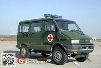NJ2045XJHG型依维柯牌越野救护车图片1