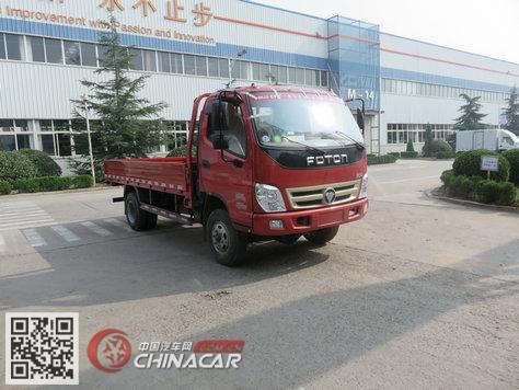 BJ2049Y7JDA-FA型福田牌越野载货汽车图片1
