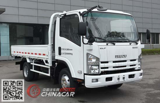 QL1071A7FA型五十铃牌载货汽车图片1