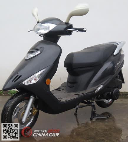 TY125T-P型天鹰牌两轮摩托车图片1