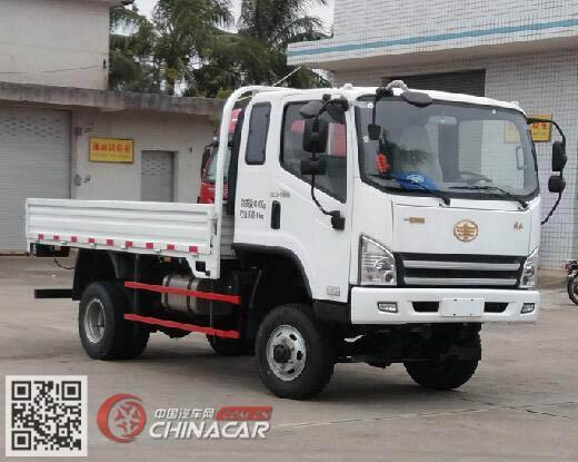 CA2045P40K2L1T5E5A84型解放牌平头柴油越野载货汽车图片1