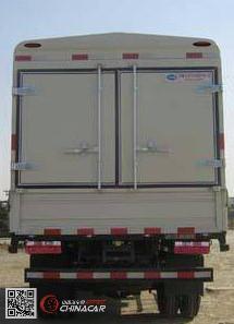 HFC2043CCYP91K2C4V-S型江淮牌越野仓栅式运输车图片4