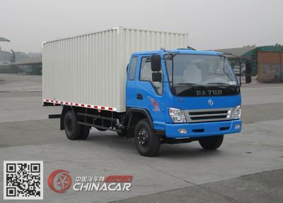 大运牌CGC5090XXYHBC39D型厢式运输车图片