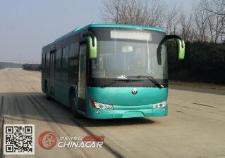 陆地方舟牌RQ6100GEVH3型纯电动城市客车图片1