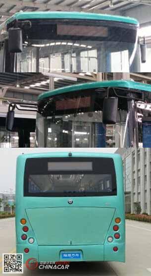 陆地方舟牌RQ6100GEVH3型纯电动城市客车图片2