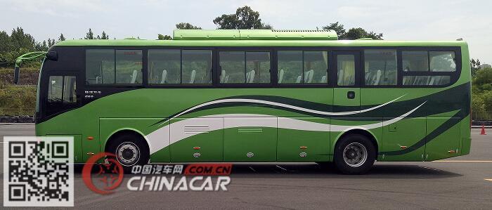 陆地方舟牌RQ6110YEVH5型纯电动客车图片2
