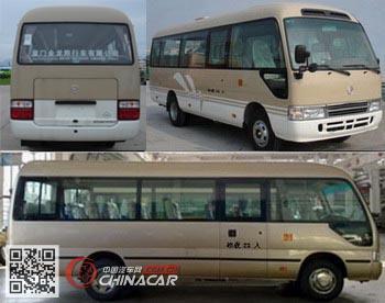金旅牌XML6700J15N型客车图片2