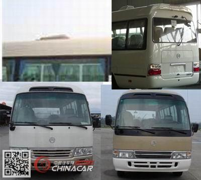 金旅牌XML6700J15N型客车图片3