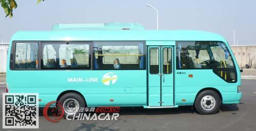 金旅牌XML6700J15N型客车图片4