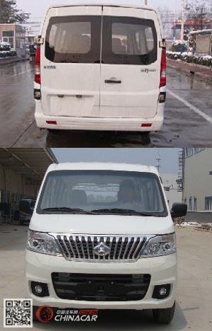 长安牌SC6483A5型多用途乘用车图片4