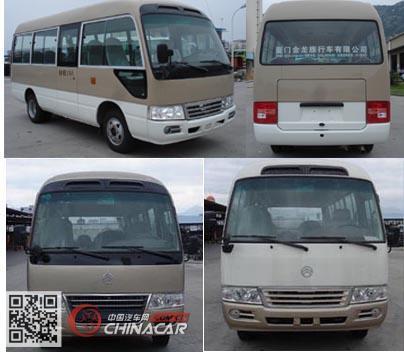 金旅牌XML6601J15型客车图片3