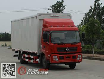 东风牌EQ5180XYKGD5D型翼开启厢式车图片