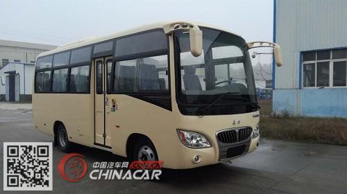 武功牌PX6660Y5型旅游客车图片1