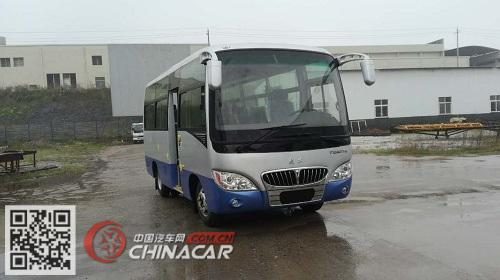 武功牌PX6601Y5型旅游客车图片1