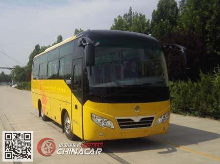 齐鲁牌BWC6771KA5型客车图片1