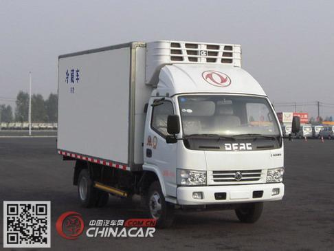 东风牌EQ5041XLC3BDFAC型冷藏车图片1