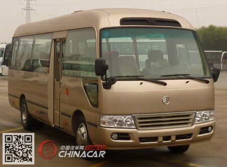 金旅牌XML6700J38Q型客车图片1