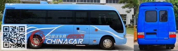 金旅牌XML6700J38Q型客车图片2