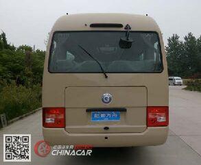 陆地方舟牌RQ6830YEVH15型纯电动客车图片3