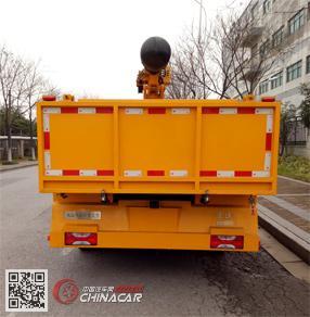 宏运牌HYD5085TWG型挖掏式管道疏通车图片3