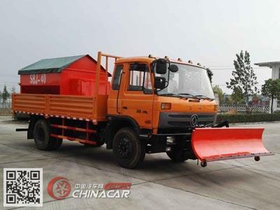 程力威牌CLW5160TCXD5型除雪车图片