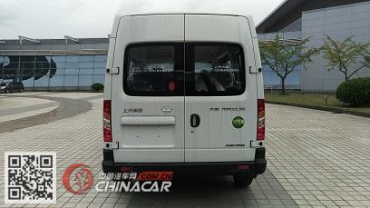 大通牌SH6501A4D5型客车图片4