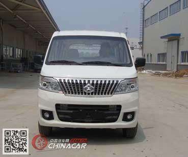 长安牌SC6483C5型轻型客车图片2