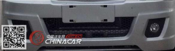 程力威牌CLW5020XLCQ5型冷藏车图片2