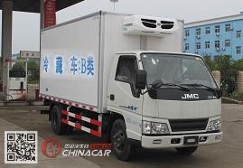 程力威牌CLW5041XLCJ5型冷藏车图片1