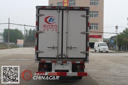 程力威牌CLW5041XLCJ5型冷藏车图片4