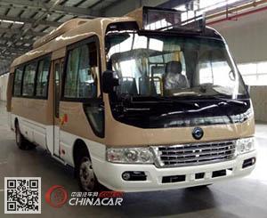 陆地方舟牌RQ6830GEVH5型纯电动城市客车图片1