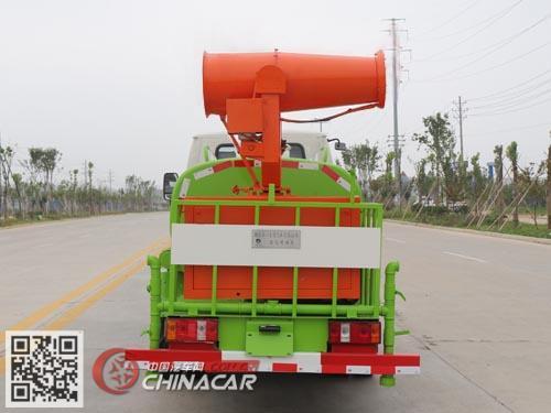 华专一牌EHY5040GPSKM型绿化喷洒车图片3