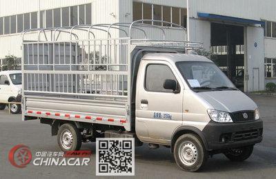 长安牌SC5031CCYGDD52型仓栅式运输车图片