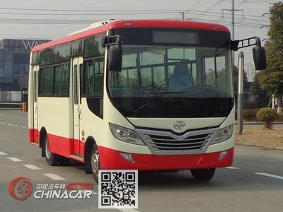 华新牌HM6600CFN5J型城市客车图片1