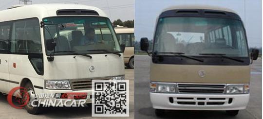 金旅牌XML6700J15型客车图片3