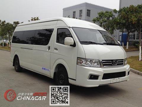 金龙牌XMQ6600BED5型轻型客车图片1
