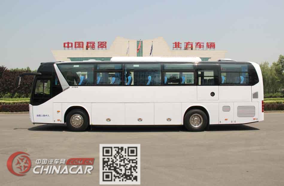 北方牌BFC6112L1D5型豪华旅游客车图片4