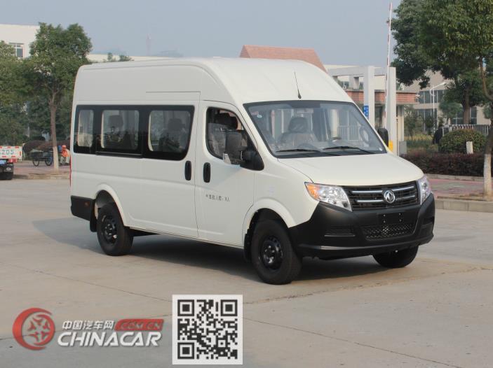 东风牌EQ6580WABDB型客车图片1