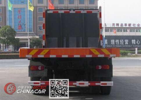 炎帝牌SZD5258TPBE5型平板运输车图片2
