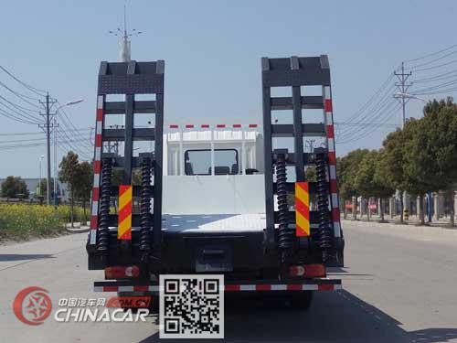 炎帝牌SZD5258TPBE5型平板运输车图片4