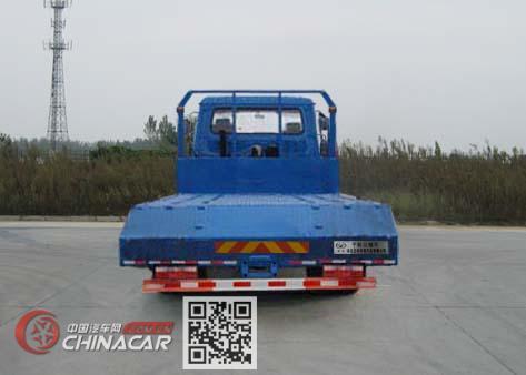 华通牌HCQ5161TPBHF5型平板运输车图片4