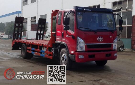 大力牌DLQ5100TPBCAY5型平板运输车图片1