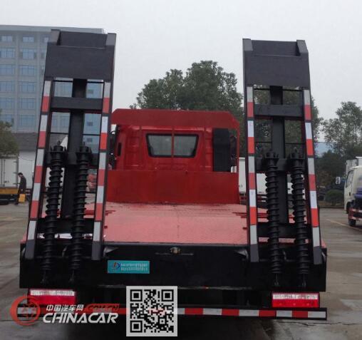 大力牌DLQ5100TPBCAY5型平板运输车图片2