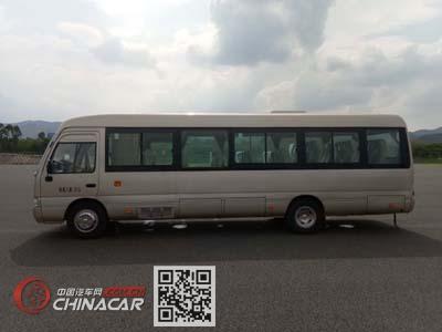 友谊牌ZGT6830LBEV型纯电动客车图片2
