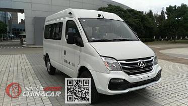 大通牌SH6501A4D5型客车图片1