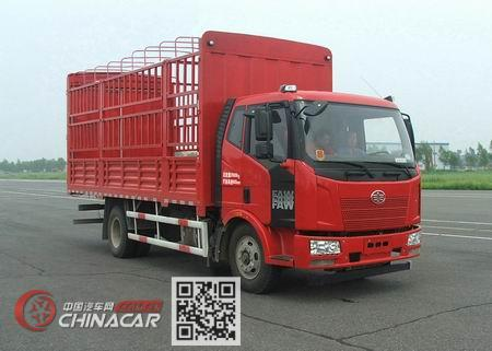 解放牌CA5160CCYP62K1L4E5型仓栅式运输车图片