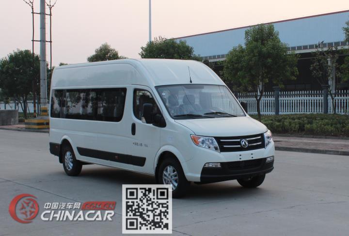 东风牌EQ6641WABDE型客车图片1