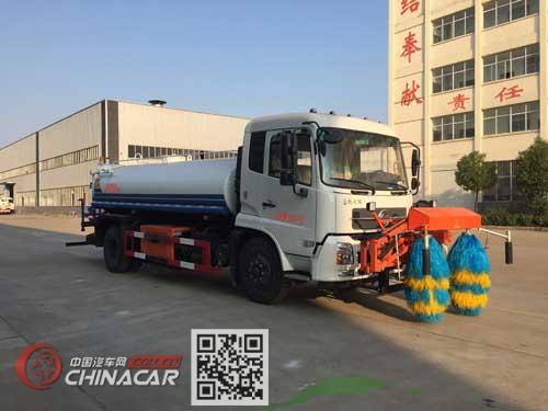 楚飞牌CLQ5160GQX5D型清洗车图片1