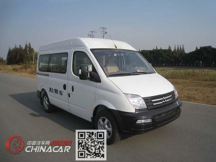 大通牌SH5040XKCA2D5型勘察车图片